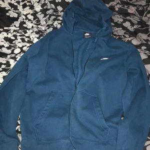 Nike Blue Jacket